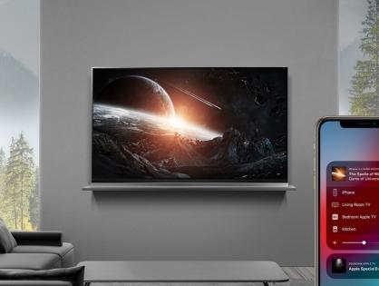 В телевизорах LG  появится поддержка Apple AirPlay 2 и HomeKit
