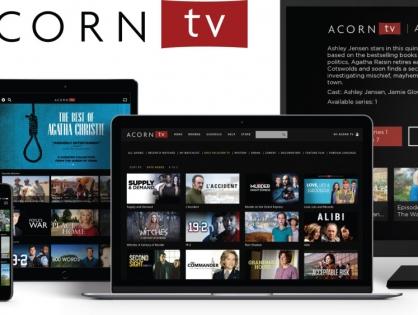 Число подписчиков принадлежащего AMC стримингового сервиса Acorn TV достигло 1 млн