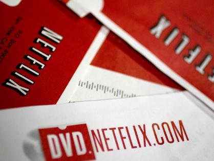 2,28 млн абонентов Netflix всё ещё используют сервис для проката DVD