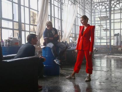 MEGOGO снимает комедию с Ксенией Собчак и Филиппом Янковским