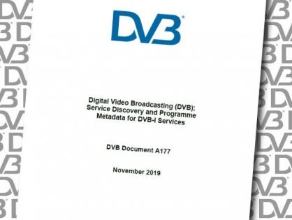 Стандарт DVB-I одобрен и утверждён