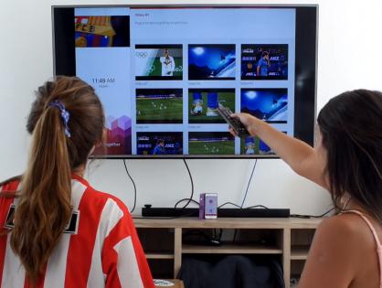 OTT-сервис Ла Лиги тестирует опцию совместного просмотра матчей