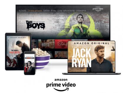 Amazon Prime Video запускается в Польше