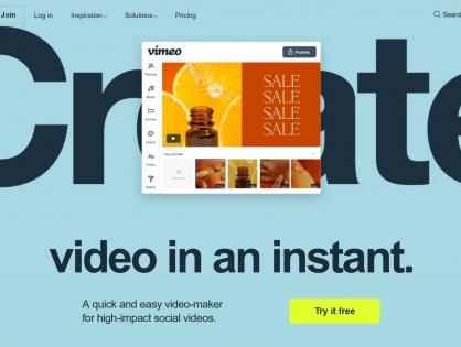 Vimeo запустили корпоративный сервис на основе ИИ для создания видеороликов для соцсетей
