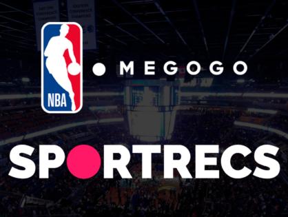 MEGOGO и SPORTRECS заключили соглашение о партнёрстве по продвижению спортивного контента